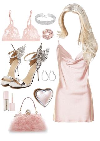 angel in heels