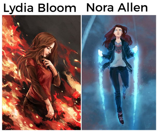 Lydia & Nora | Like Mother, Like Daughter