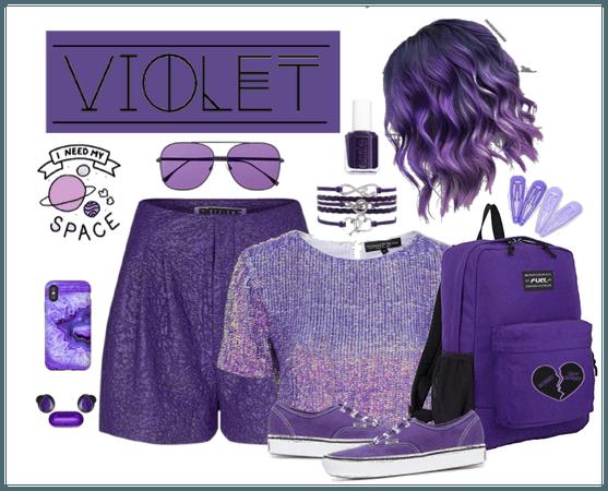 Violet (Rainbow Series 7)