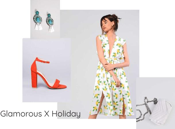 Glamorous X Holiday
