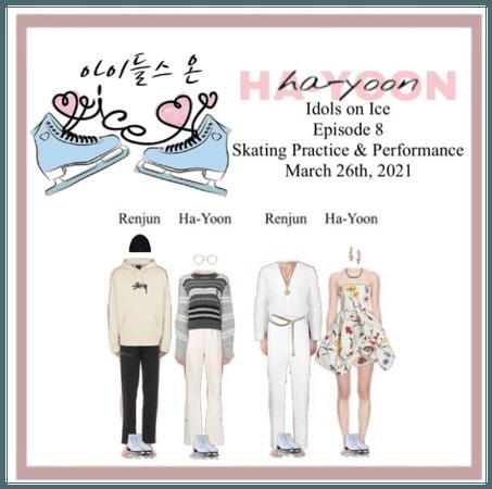 /HA-YOON/ Idols on Ice Episode 8