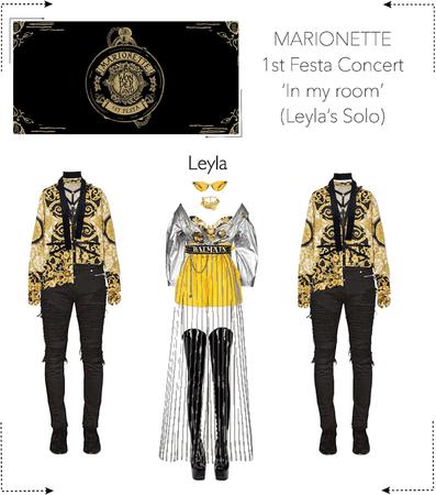 MARIONETTE (마리오네트) [LEYLA SOLO] 1ST FESTA CONCERT
