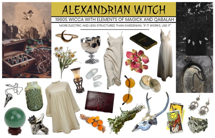 Alexandrian Witch