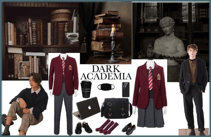 Dark Academia Aesthetic