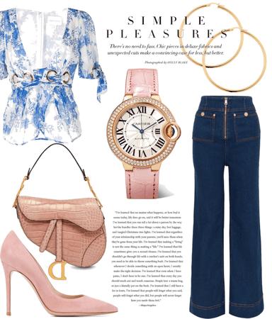 Ladylike Jeans