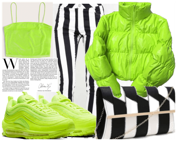 Limed and stripes