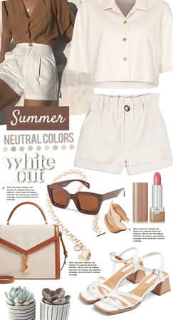 how to wear: neutrals