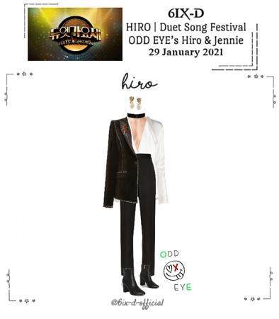 ODD EYE [오드아이] Duet Song Festival 210129