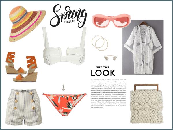 Spring break it is!
