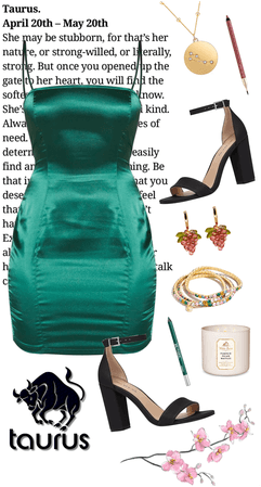 Emerald Taurus Outfit