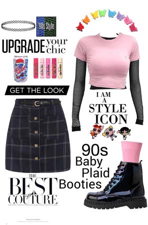 90s inspire schoolgirl