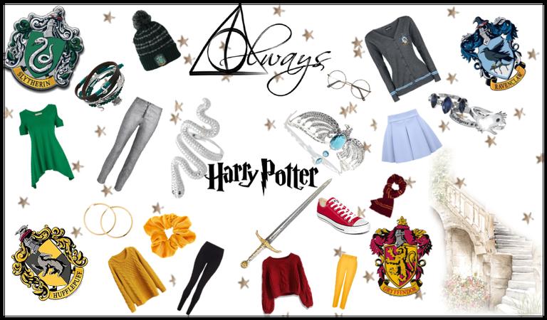 hogwarts fashion!