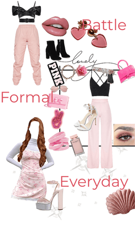 Blossom outfits