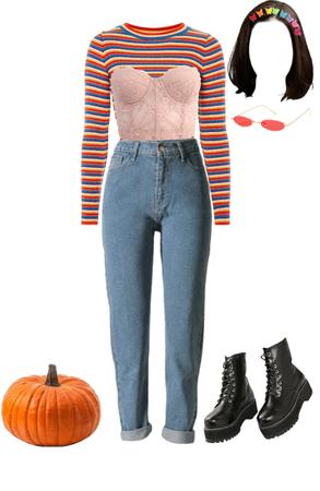 Halloween Art Queen