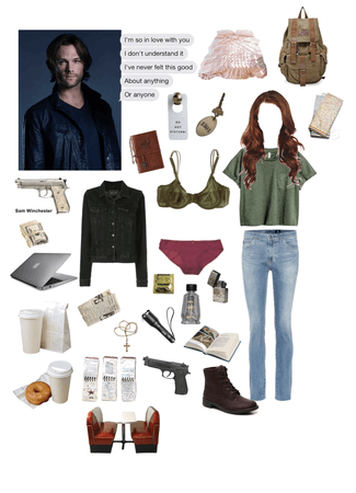 night with Sam Winchester