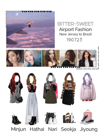 BSW Airport Fashion 190723