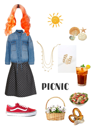 Picnic Lunch Date