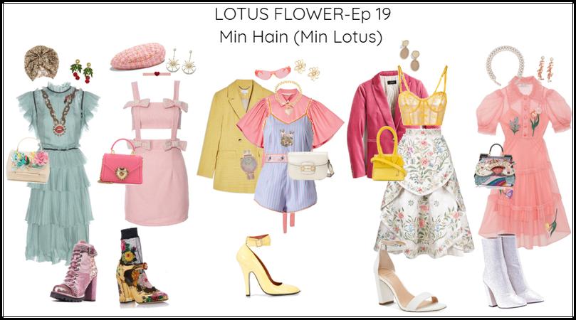 LOTUS FLOWER-Ep 19