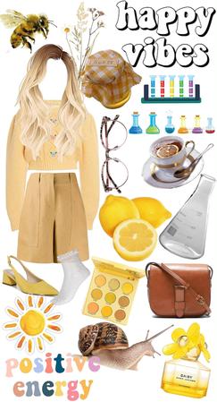 Honey Lemon 💛