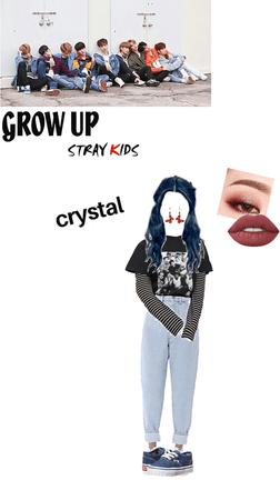 Stray Kids - Grow up