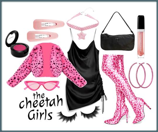 The Cheetah Girls #1