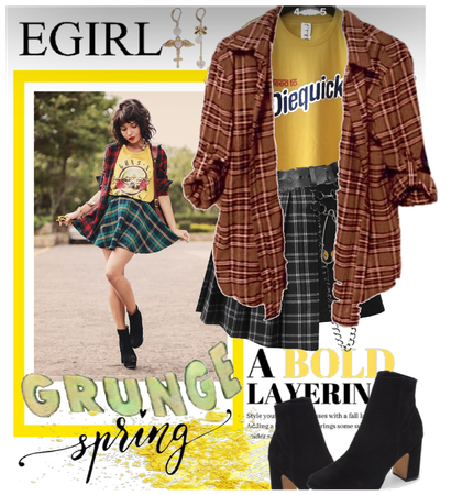 Spring Grunge Style