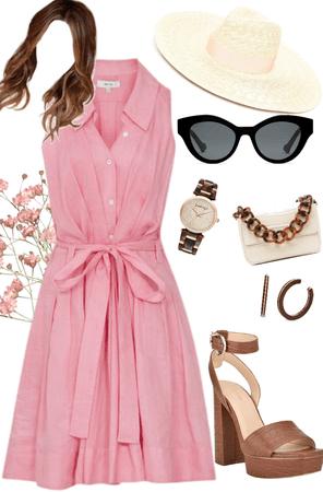 pink dress dreams