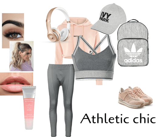 Athletic  chic