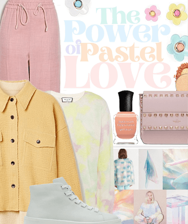 the power of pastel love