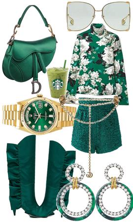 Emerald Brunch