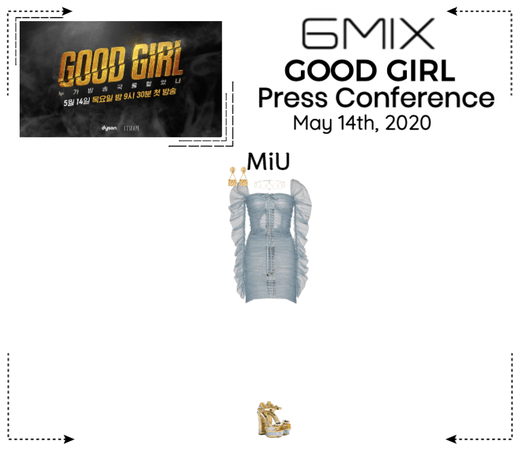 《6mix》Good Girl - Press Conference