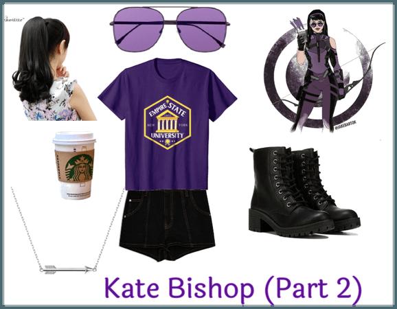 Kate Bishop(Part 2)