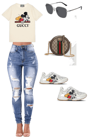 Gucci outfit
