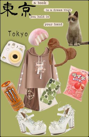 Kawaii Tokyo trip!