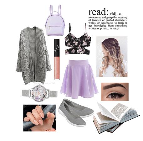 Bookworm Softie (My Personal Style)