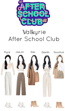 ~ 𝕍al𝕜yrie~ After School Club
