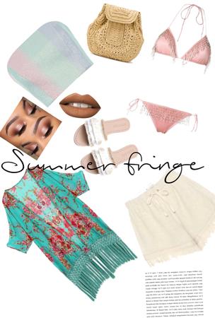 summer fringe