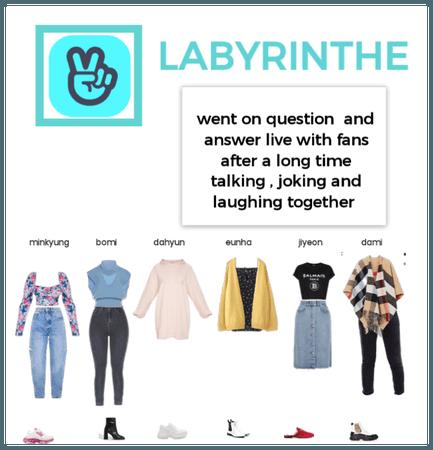 Labyrinthe Q/A live