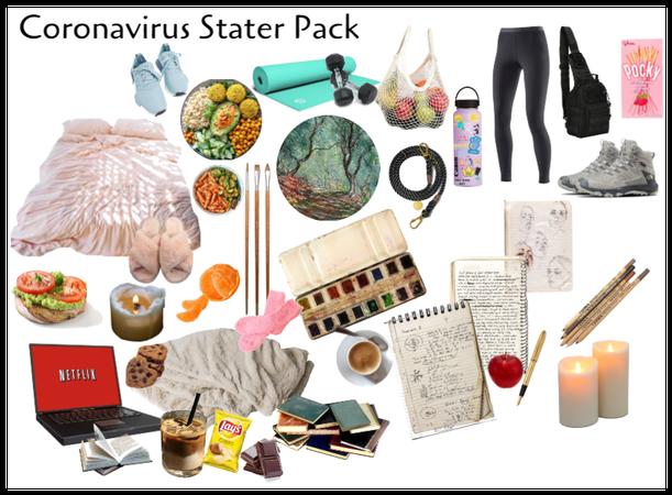 Coronavirus starterpack