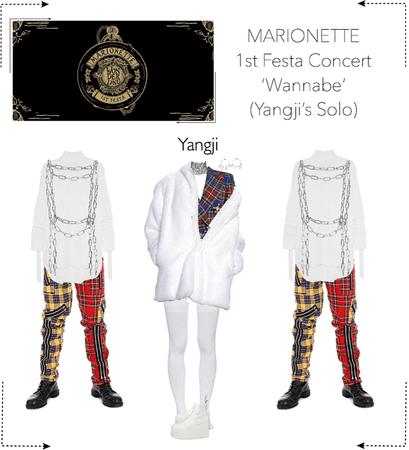 MARIONETTE (마리오네트) [YANGJI SOLO] 1ST FESTA CONCERT