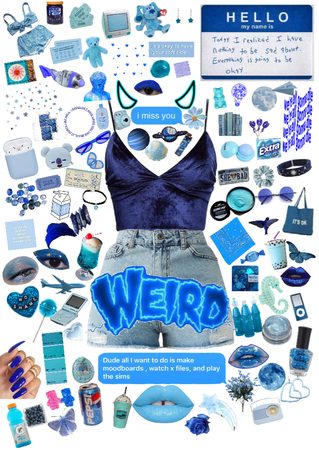 blue | blue