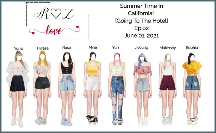 Redlips, Summer Time in California!, Ep.02