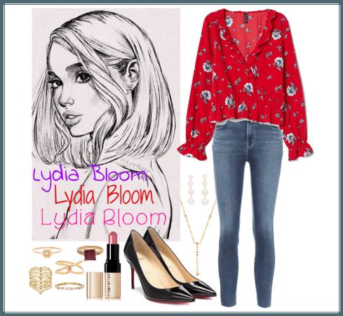 Lydia Bloom [The Flash OC]
