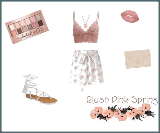 Blush Pink Spring