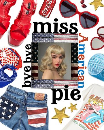 bye bye miss american pie