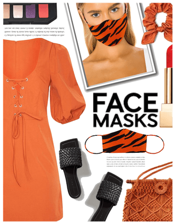 Style your face masks