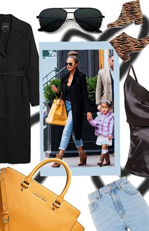 Style Icon: Chrissy Teigen