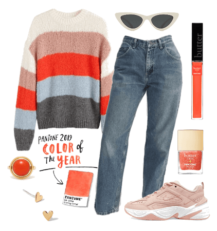 Pantone 2019 Fall Street Style