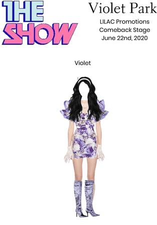 Violet Park | LILAC | The Show Stage