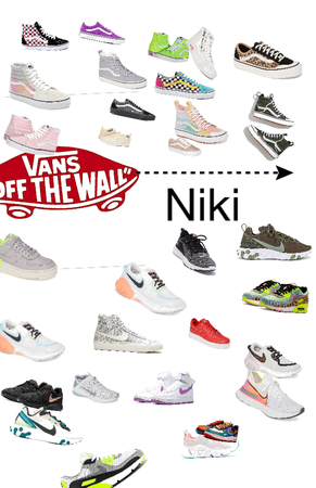 Niki + vans